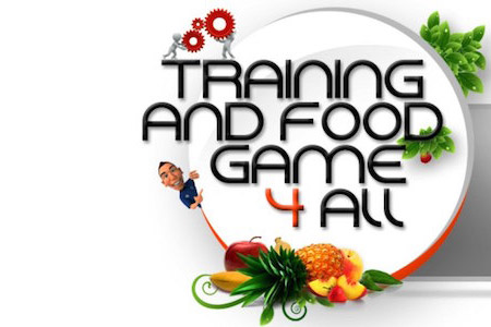 Training and food game 4 all