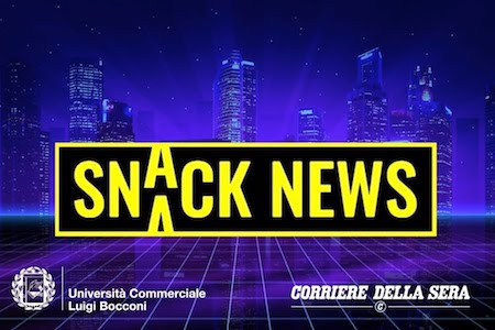 snack news