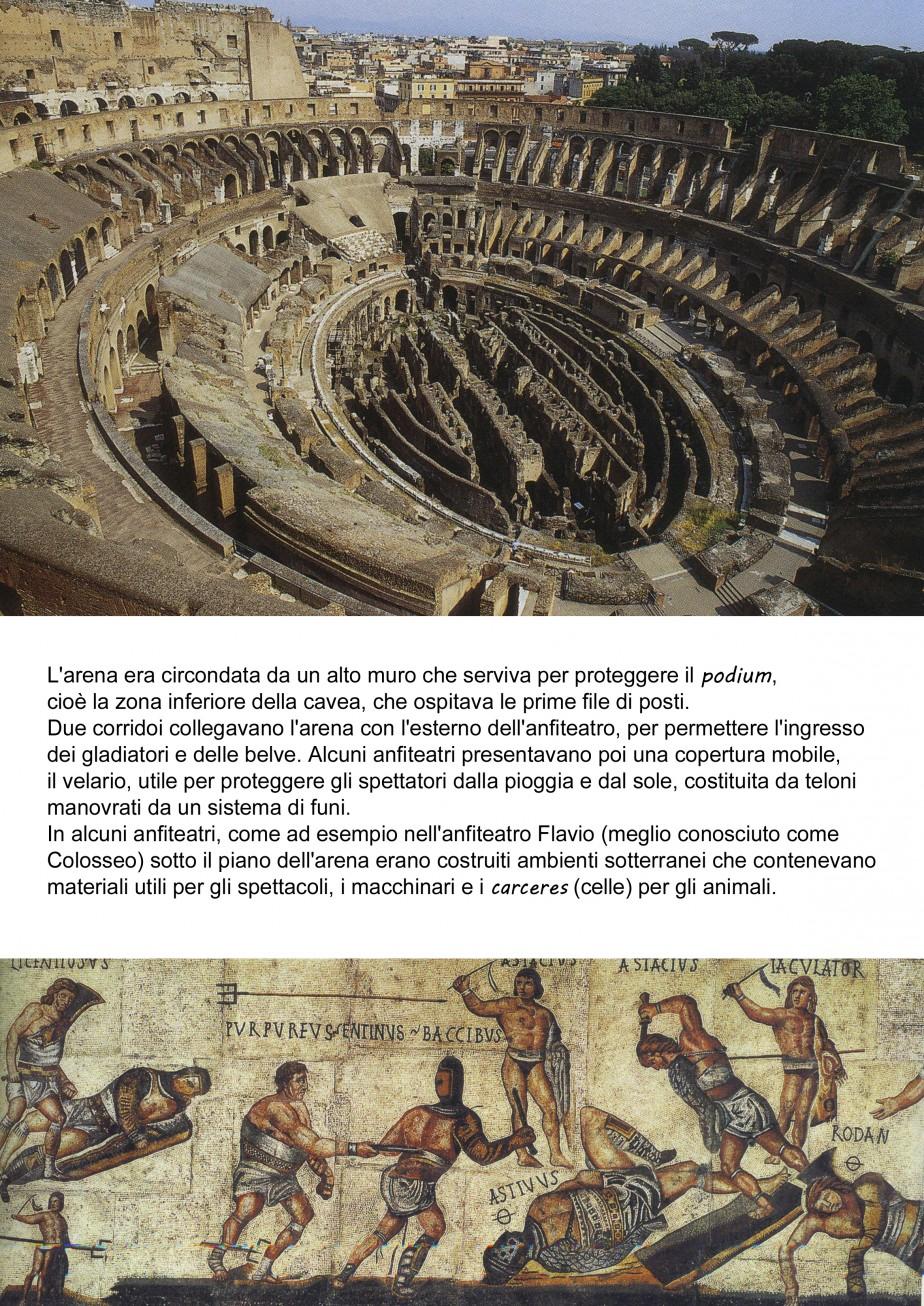 anfiteatro struttura 2