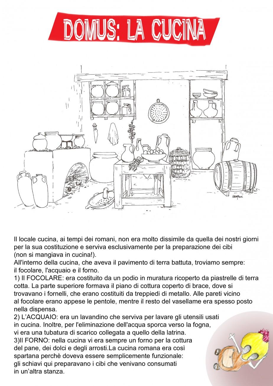 domus cucina
