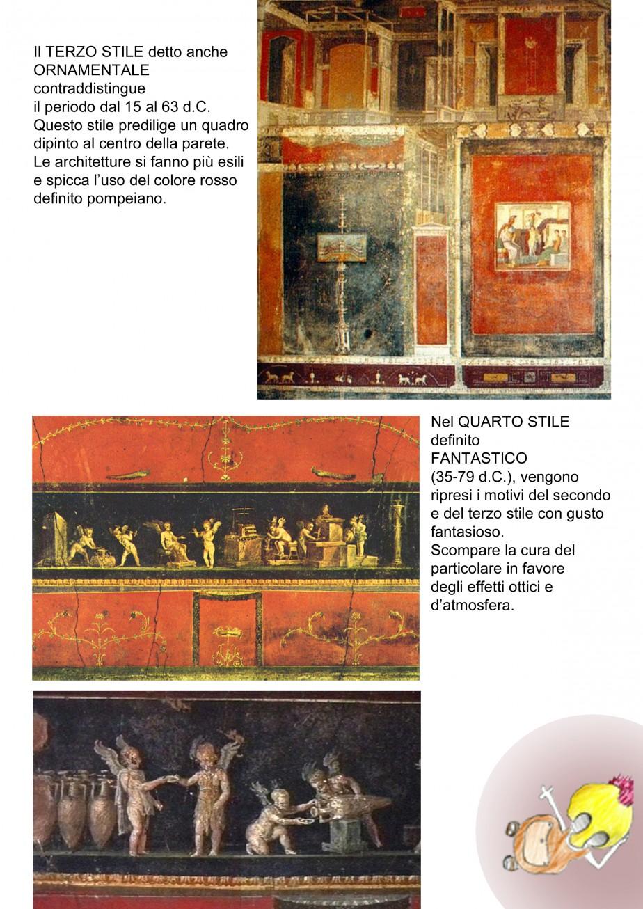 domus stili pompeiani 2